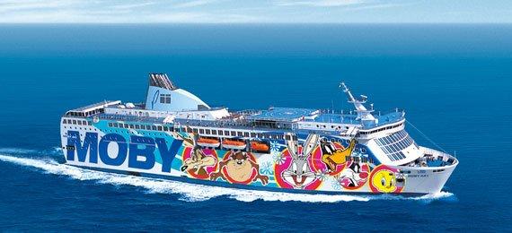 Moby e Tirrenia aprono le prenotazioni per l'estate 2022