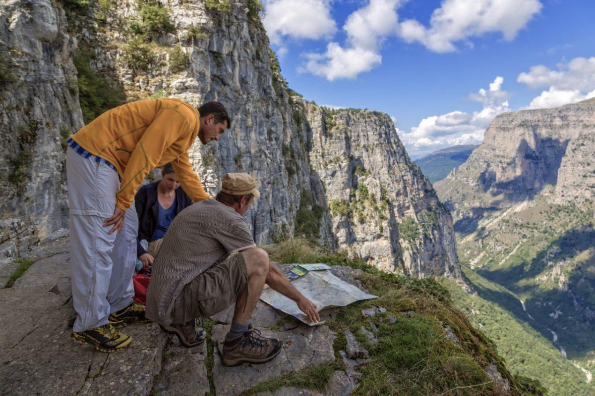 Outdoor, hiking, kayak: la Grecia che non ti aspetti
