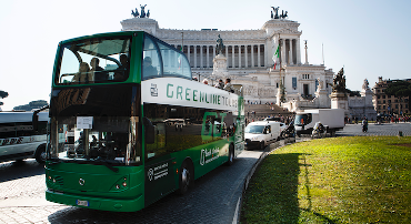 Bus Turistici Roma: euro 3 e 4 proroga divieto alla circolazione