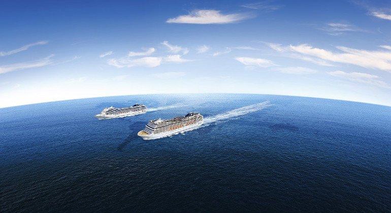 Msc: niente World Cruise nel 2022, due navi nel 2023
