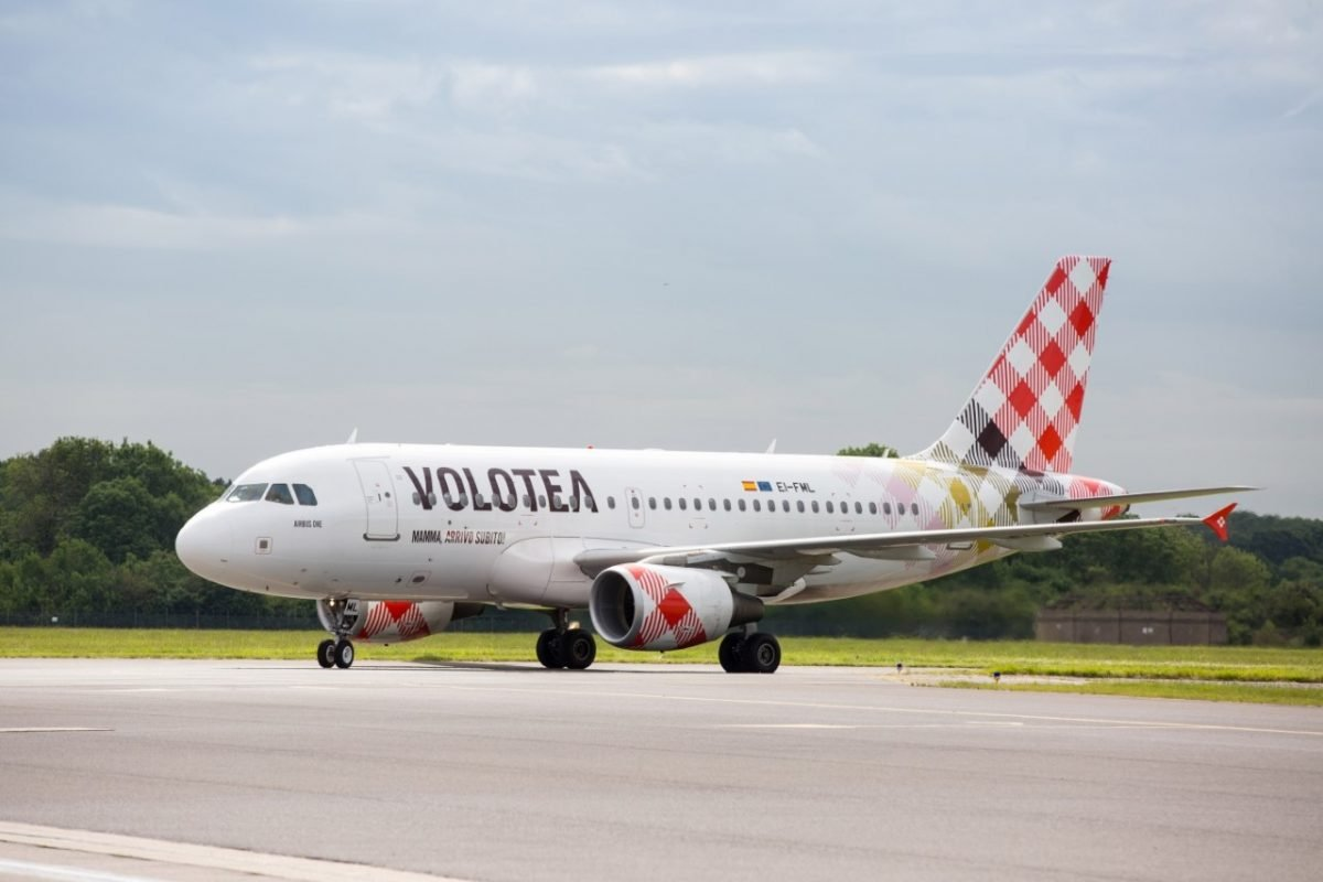 Sardegna: Volotea tra performance e selezione piloti